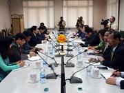 Vietnam et Cambodge discutent des affaires relatives aux minorités ethniques
