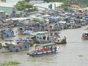 Cân Tho: Fête touristique du marché flottant de Cai Rang