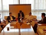 La préfecture japonaise d'Oita souhaite promouvoir la coopération avec le Vietnam
