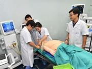 Inauguration d'une salle de pratique préclinique en anesthésie