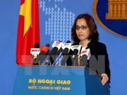Le Vietnam proteste contre le recours à la force contre ses pêcheurs