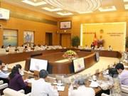 Le Comité permanent de l'AN analyse le bilan socioéconomique du 1er semestre