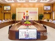 Huitième réunion du Conseil électoral national