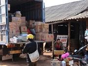 Les zones rurales, terre promise des produits vietnamiens