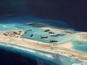 Mer Orientale: les prétentions de la Chine sont construites sur le sable