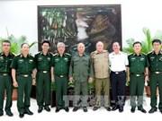 Vietnam-Cuba : dialogue sur la politique de défense