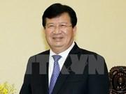 Coopération Vietnam-Laos dans l'énergie et les mines