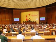 Communiqué sur la 3e journée de travail de l'Assemblée nationale