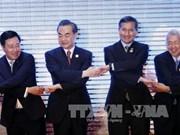 La Chine affirme l'importance de sa coopération avec l'ASEAN