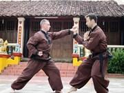Clôture des premiers Championnats du monde d'arts martiaux traditionnels vietnamiens