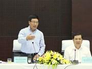 Pham Binh Minh fait le point sur les préparatifs de la semaine de l'APEC