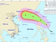 Le PM demande d'être prêt à faire face au typhon Nida