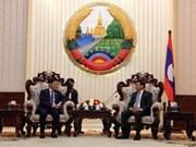Vietnam et Laos renforcent leur coopération commerciale