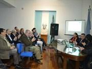 Colloque sur la promotion du commece Vietnam-Argentine