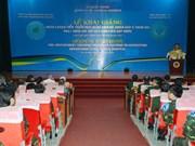 Opérations de maintien de la paix : entraînement sur l'hôpital militaire mobile