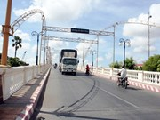 Le projet WB5 améliore les infrastructures du delta du Mékong