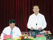 Le chef de l'Etat souligne la primauté du droit