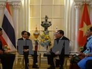 Renforcement de la coopération Vietnam-Thaïlande