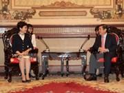 Hong Kong (Chine) souhaite approfondir sa coopération avec Ho Chi Minh-Ville