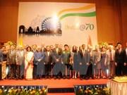 La Journée de l'Indépendance de l'Inde fêtée à Hanoi