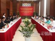 Le vice-président de l'AN laotienne se rend à Nghe An
