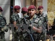 La Malaisie construit un camp militaire pour contrer l'EI