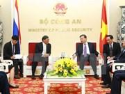 8e réunion du groupe de travail mixte Vietnam-Thaïlande sur la politique et la sécurité
