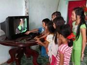 La communauté khmère de Soc Trang accède au réseau électrique national