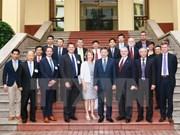 Le ministre Tô Lâm travaille avec le Conseil d'affaires États-Unis - ASEAN