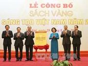 Présentation d'un livre sur la créativité du Vietnam