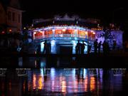 Restauration de Chua Cau à Hoi An