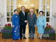 Porter à une nouvelle hauteur le Partenariat stratégique Singapour-Vietnam