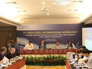 Séminaire sur les solutions pacifiques aux différends en Mer Orientale