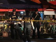 Philippines: un attentat à la bombe fait 14 morts à Davao