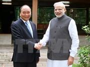 Déclaration commune Vietnam-Inde sur l'établissement de leur partenariat stratégique intégral