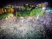 Fête nationale : plus de 207.000 touristes se rendent à Hanoi