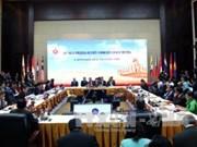 Pham Binh Minh à la Conférence ministérielle préparatoire des Sommets de l'ASEAN