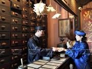 Un musée présente des trésors nationaux de la médecine traditionnelle