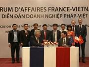 Des entreprises vietnamiennes et françaises intensifient leur coopération dans l'agriculture