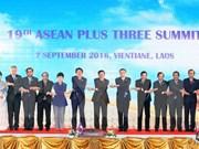 L'ASEAN+3 s'engage à promouvoir la coopération au développement durable