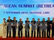 Clôture des Sommets de l'ASEAN au Laos