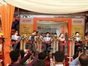 Ouverture d'une succursale de la SHB au Cambodge