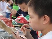 Fête de la Mi-automne au Musée d'ethnologie à Hanoï