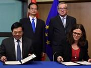 L'Accord de libre-échange Vietnam-UE génère de nouvelles opportunités