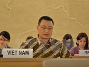 Le Vietnam affirme faire grand cas de l'éducation aux droits de l'homme