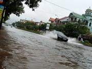 La tempête Rai a fait huit morts et neuf disparus
