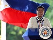 Le président philippin Rodrigo R.Duterte attendu au Vietnam
