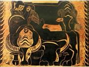 L'âme de la nation dans les gravures sur bois de Tran Nguyen Dan