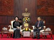 Le Vietnam estime le rôle du front dans le système politique et la vie sociale