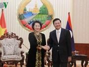 Le Vietnam accorde la plus haute priorité aux relations avec le Laos